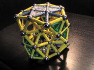Spiral deltahedron c