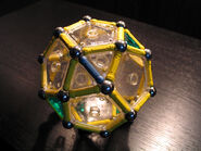 Tetrated dodecahedron