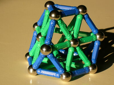 Truncated tetrahedron a13