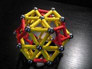 Alt truncated octahedron