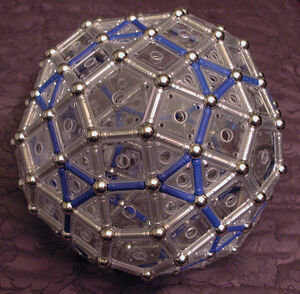 Augmented Truncated Dodecahedron S2S V2L