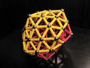 Pentagonal deltahedron c