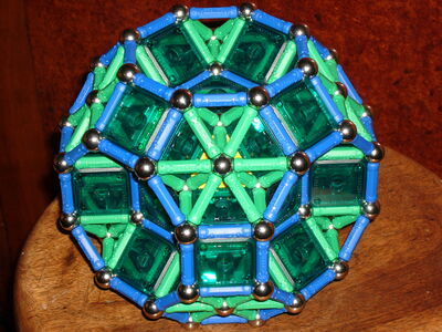 Truncated cuboctahedron a3