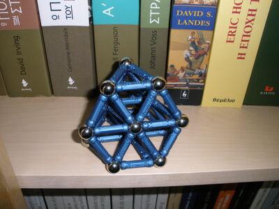Κόλουρο Τετράεδρο - Truncated tetrahedron A