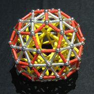 Truncated icosahedron e
