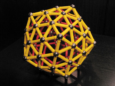 Pentagonal deltahedron