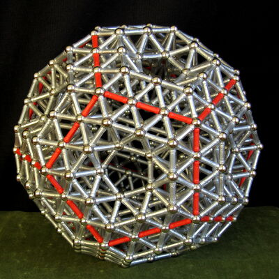 Geomag Annular Dodecahedron (side 3)