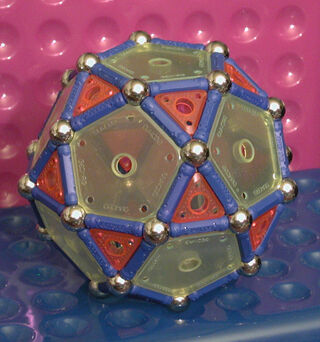 Icosidodecahedron - L