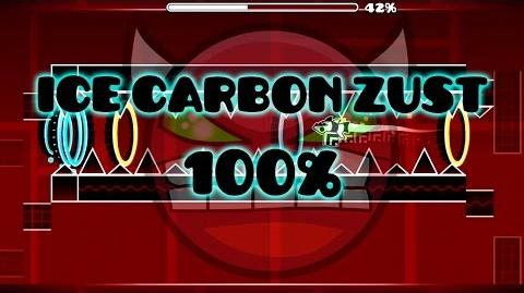 (Extreme Demon?) Ice Carbon Zust by Roadbose - Geometry Dash