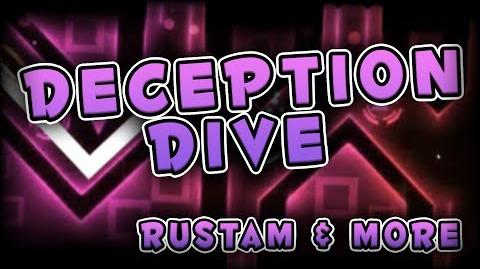 Deception Dive 100%! -Extreme Demon- by Rustam and more (Verification)