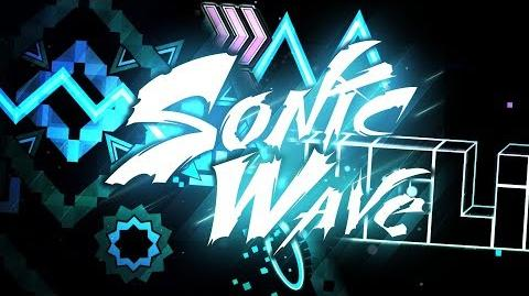 Sonic Wave By Cyclic (Extreme Demon) Geometry Dash 2.1