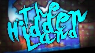 Geometry Dash Week Event -4 (GD 2.1) The Hidden Land - By BlueLite (me)