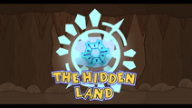 The hidden land