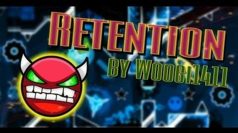 Geometry Dash - Retention (My New HARD Level)