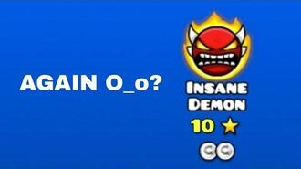 Just Another Insane Demon - Geometry Dash 2