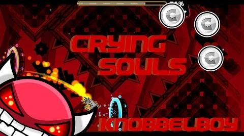 Nine Circles 2.0!! - Crying Souls by Knobbleboy -Geometry Dash 2