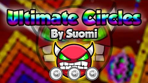 NINE CIRCLES RAINBOW! Geometry Dash -2