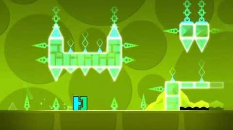 Geometry Dash Map Pack Series - Ruby Pack - Dynamic on Track (by Crepuscule) All Coins