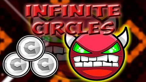 Geometry Dash Very Easy Demon - Infinite Circles - By Startor