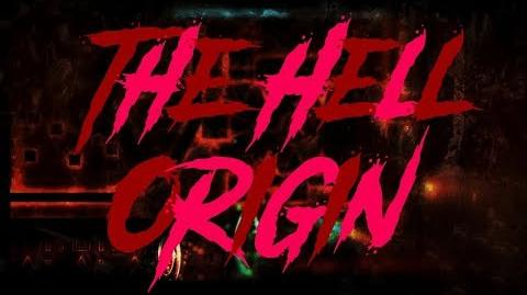 Geometry Dash - The Hell Origin by Stormfly (and others)