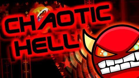 Chaotic Hell (Demon) by Saturnuz - Geometry Dash
