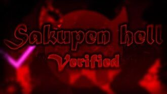 Sakupen Hell by Noobas (Verified by me on livestream) Extreme Demon