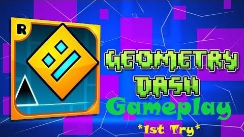TheNomadGamerYTC/I Post Crazy Geometry Dash Videos