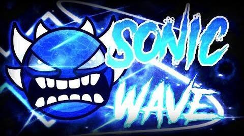 144Hz Sonic Wave 100% By Cyclic & LSunix (LEGENDARY Demon)