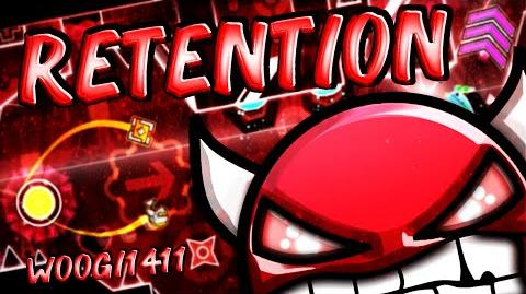 Retention 100% by Woogi1411 -Geometry Dash 2