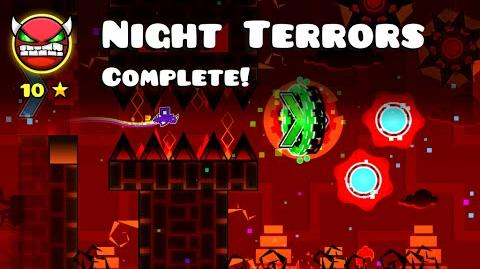 Geometry Dash - Hinds (me) & Loogiah - Night Terrors (Insane Demon)