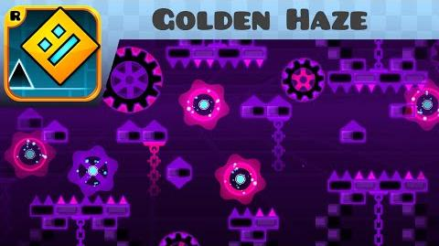 Geometry Dash - Golden Haze (Hard Demon) - by Viprin and Nox