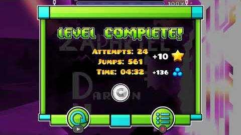 -LIVE- FINALLY!!!!!!!!! - Geometry Dash - ZAPHKIEL (100%) ~ EXTREME Demon by Darwin and NoctaFly
