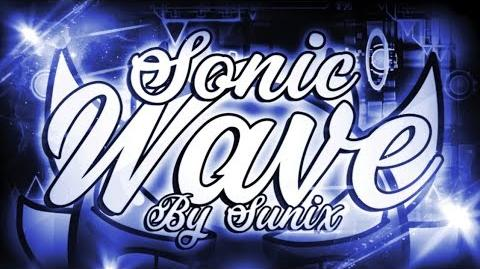 Sonic Wave 100% by lSunix (Extreme Demon) Geometry Dash