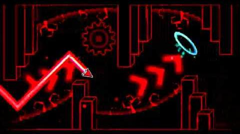 Geometry Dash - The Mechanism by TriAxis (Demon) Complete
