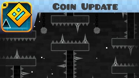 Geometry Dash - Acropolis Coin Update!