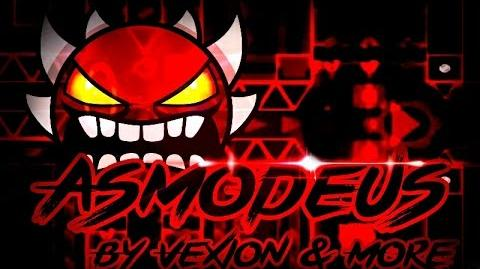 Asmodeus 100% By xVeXioN and more (Extreme Demon)(Verified by me)(75hz,8ms)(GD 2.1)-0