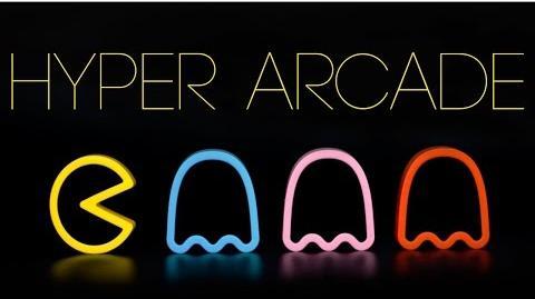 Hyper Arcade by Etzer