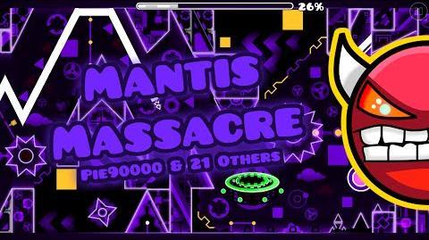 DEMON 10★? Mantis Massacre - Pie90000 & 21 Others 60HZ