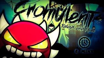 """-EPIC EXTREME DEMON- - """"Cromulent"""" (Verified) By RelayX & More! - Geometry Dash -2"""