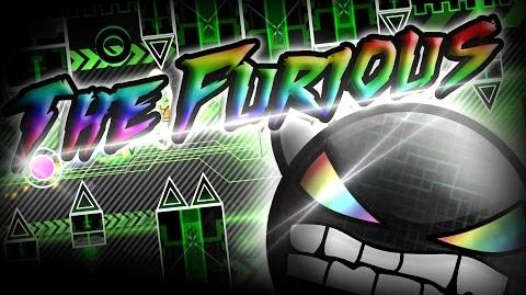 Geometry Dash - Medium Demon - The Furious by knobbelboy (me)