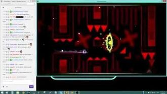 Geometry Dash - Infrared - By Me and 9 more people