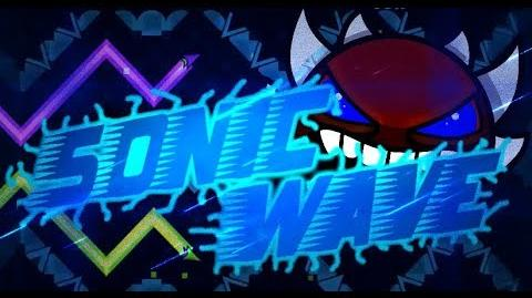 Geometry Dash - Sonic Wave (Extreme Demon) by Cyclic On Stream