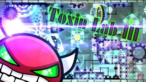 Toxin Lab III by Xaro -Geometry Dash-
