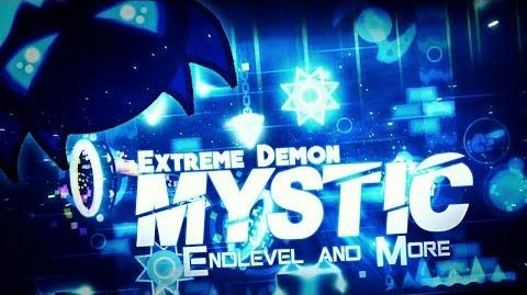 Mystic by Endlevel & many more -Extreme demon- 100% all 3 coins -on stream-
