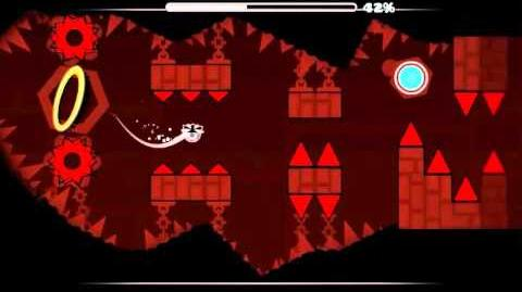 (Hard Demon) The Caverns II by Pasiblitz Geometry Dash