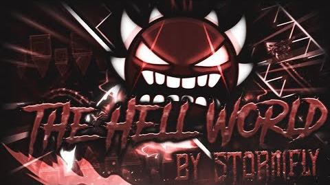 The Hell World 100% By Stormfly & More (Extreme Demon)