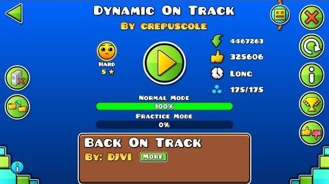 Dynamic on Track Nerfed!
