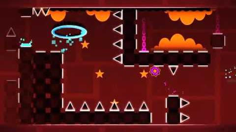 Geometry Dash Demon Levels -Crescendo (by Mask463) DEMON PACK 3 COMPLETE