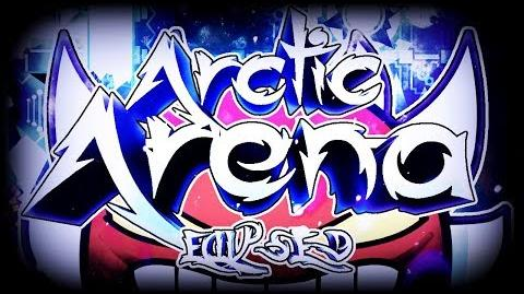 Geometry Dash -2.1- Arctic Arena by Eclipsed - Skullo
