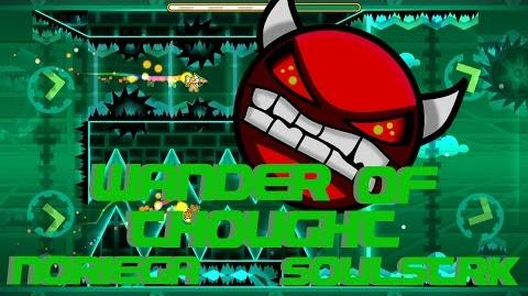 Wander of Thought by Noriega y AlmasTRK Geometry Dash